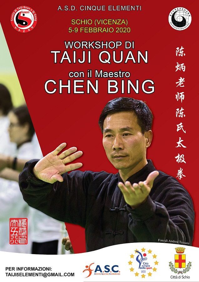 Workshop di Taiji Quan