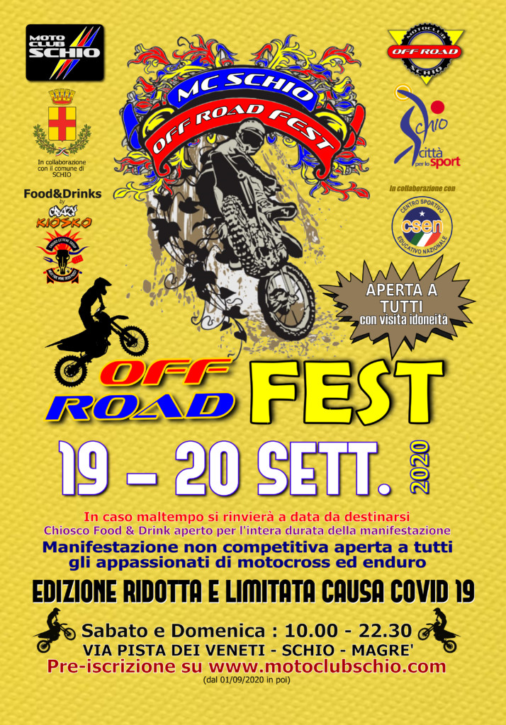 Off road fest