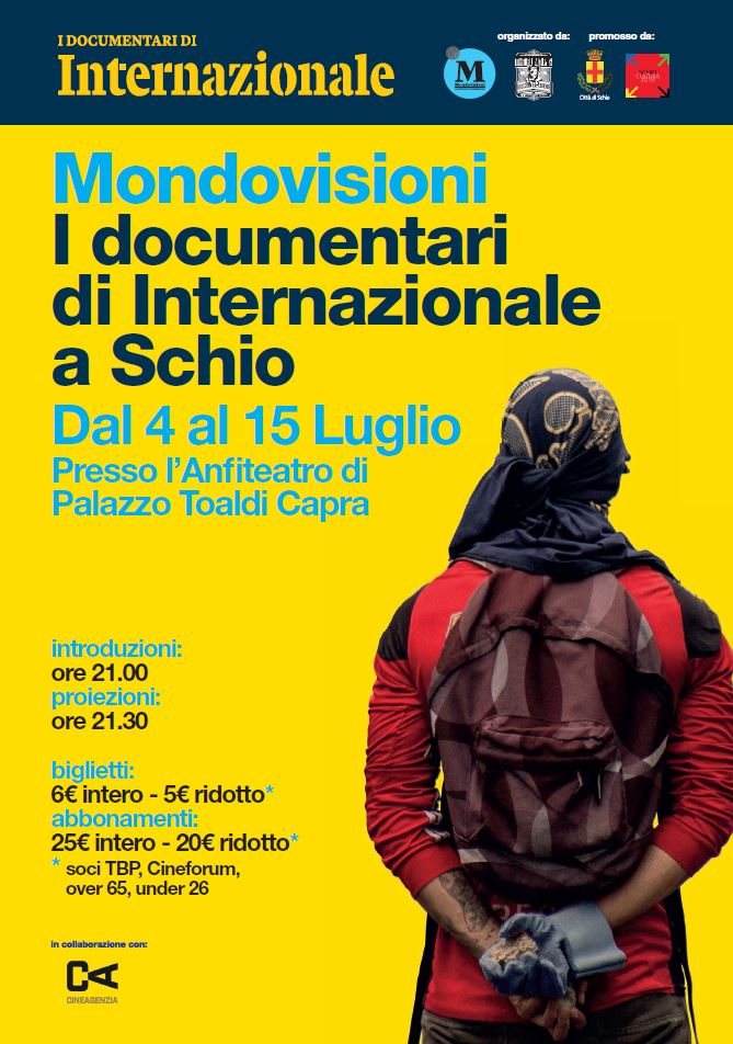 I documentari di Internazionale a Schio: Under the Wire