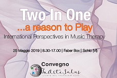 Two in one... a reason to play - International Perspectives in Music Therapy